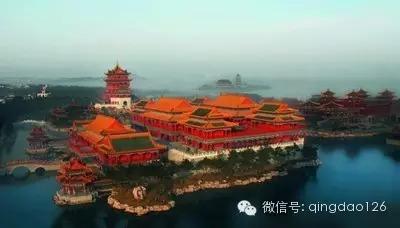 蓬莱仙山本土写真