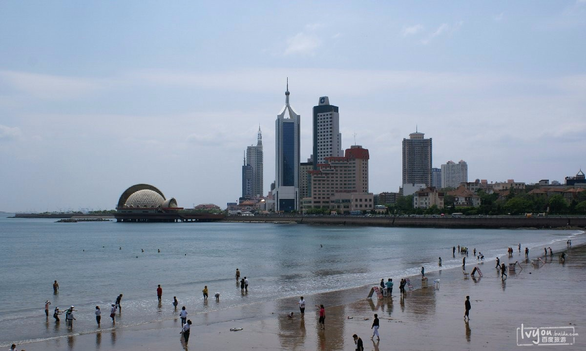 小青岛:隶属青岛海滨风景区
