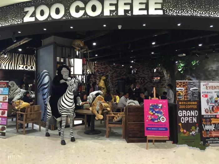 青岛这些动物主题咖啡馆