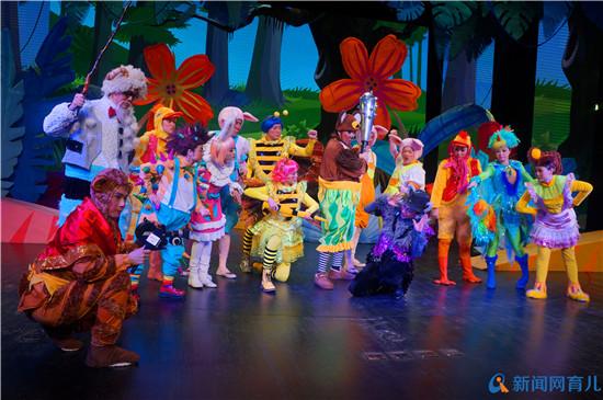 春天来了,到青话小剧场看《大森林》吧!