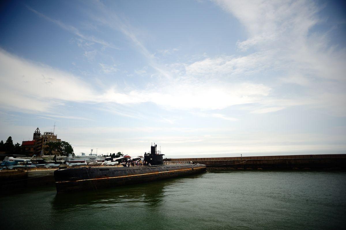 中国唯一的海军军事博物馆