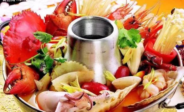 说初冬,海鲜跟火锅更配噢 青岛人涮火锅那些惊为天人的食材,全在
