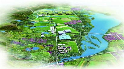 全国首家国家农业公园落户平度图片