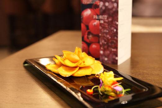 菜单在黄岛泰成喜来登酒店全海景大堂酒廊精彩呈现,并将推出宴会茶歇