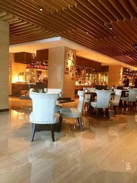 青岛威斯汀酒店知味标帜西餐厅