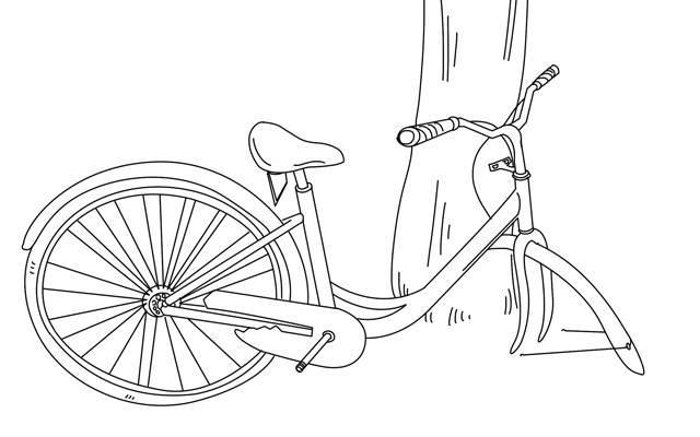 将共享单车喷成黑色,险被刑拘!