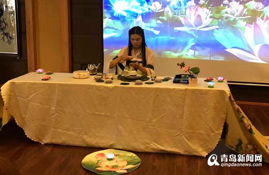 青岛茶席设计大赛拉开大幕 大奖将获2万元奖品
