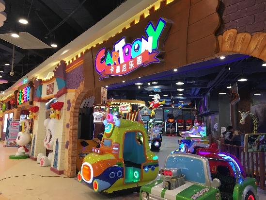 儿童福音2017万达首个糖果城最纯粹的儿童主题街区6月30日盛大开业