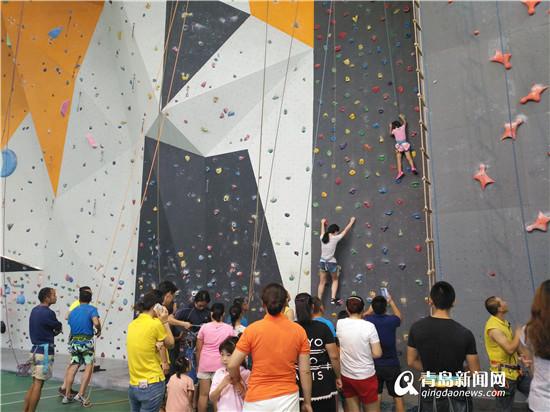 作为青岛市体育局大力推进的全民运动活动,快乐运动体验馆自开展