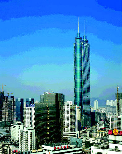 超高层建筑将走向何方