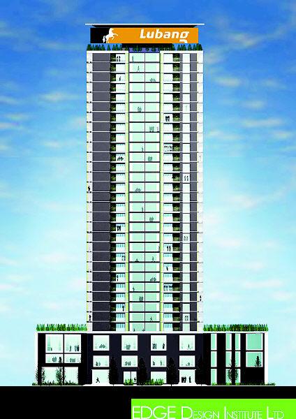 37平米loft公寓设计图展示图片