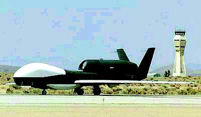 最新型无人驾驶间谍飞机(图)