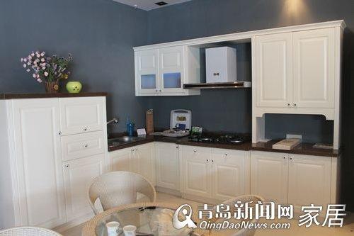 冰箱内胆式橱柜柜体摒弃传统的三聚氰胺板材或中纤板
